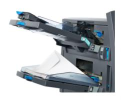 Asztali borítékoló gép