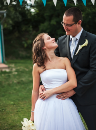esküvői kép