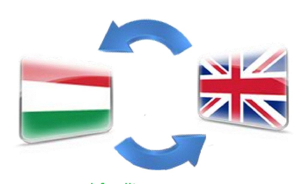 magyar angol fordító